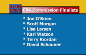 Lawrence City Commission Update