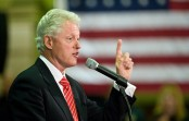Tickets to see Bill Clinton at KU Handed out Today